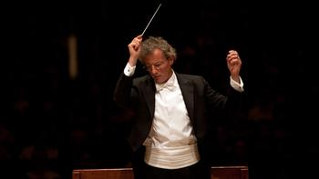 Cleveland Orchestra music director Franz Welser-Most.
