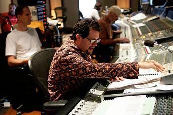 """New Jersey native Michael Giacchino composed the music for """"Up."""""""
