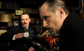 """A Dangerous Method"" directed by David Cronenberg"