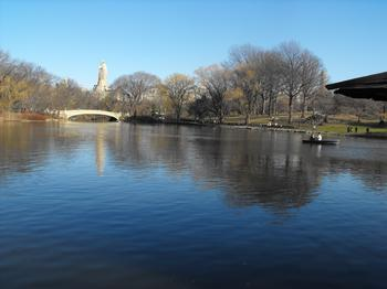 Persephassa will be performed in and around Central Park Lake.