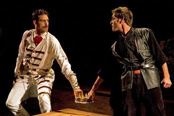 """""""Hamlet Shut Up"""" with Stephen Simon and Derek Mehn"""