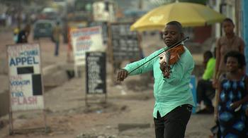 Violist Joseph Masunda Lutete