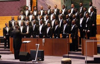The Morehouse Glee Club with David Morrow