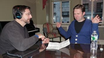 WQXR's Jeff Spurgeon talks to Leif Ove Andsnes about his upcoming Carnegie Hall piano recital.
