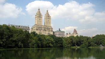 On her last day in New York, Benzel will head to Central Park