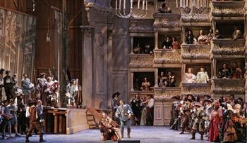 Cyrano de Begerac at Teatro alla Scala (2008), directed by Francesca Zambello