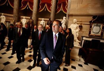 House Republicans led by House Minority Leader John Boehner (R-OH)