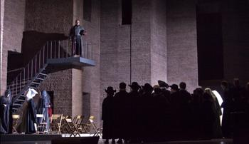 Luc Bondy's production of Tosca