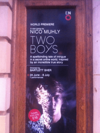 Two Boys poster