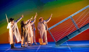 Das Rheingold at the San Francisco Opera (2008), directed by Francesca Zambello