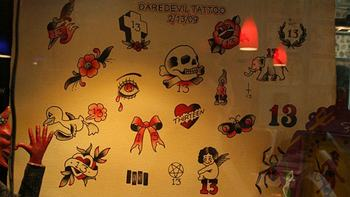 Tattoo Shops Offer 13 Tats In Honor Of Friday The 13th Features Wnyc
