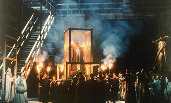 Turandot at Opéra de Paris, Bastille (1999), directed by Francesca Zambello