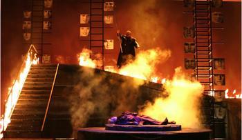 Die Walküre at The Washington Opera (2007), directed by Francesca Zambello