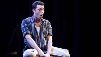 """Wes Mason, sings Reinaldo in the Fort Worth Opera production of """"Before Night Falls."""""""