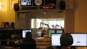 The New York Times announced the sale of WQXR in a deal with Univision and WNYC on July 14, 2009. On September 8, the FCC approved WNYC's application to operate WQXR at 105.9.