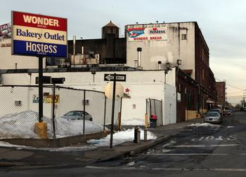 Inside the Final Day at the Wonder Bread Factory in Queens
