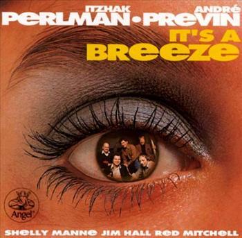 A Previn/Itzhak Perlman jazz act