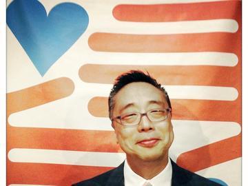 Teacher, author and speaker, David Kyuman Kim