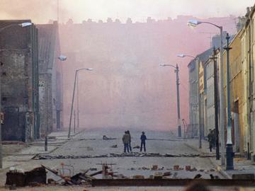 Northern Ireland 1972