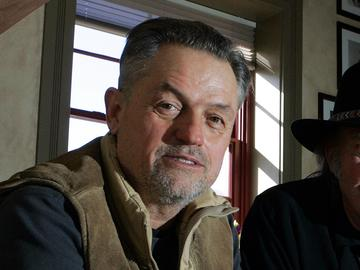 Jonathan Demme appears at the Sundance Film Festival in Park City, Utah in 2006.
