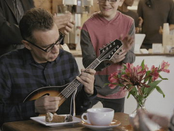 'Tarantella Napoletana' was its own joke in a 2017 episode of IFC's 'Portlandia.'