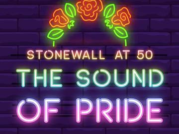 WNYC Sound of Pride Logo Unbranded