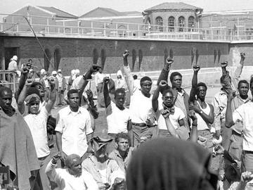 Attica Prison Riots 1971