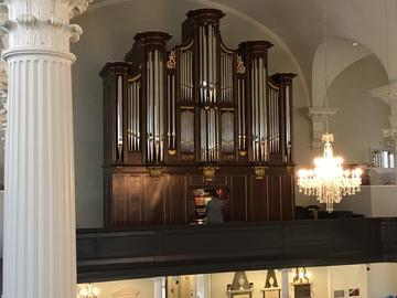st. paul's chapel julian wachner