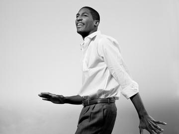 Jon Batiste is the new bandleader for The Late Show with Stephen Colbert.