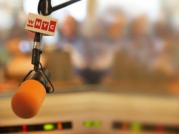 WNYC Microphone