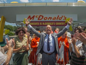 Michael Keaton stars in THE FOUNDER (reprinted with permission from The Weinstein Company).