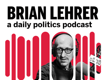 Brian Lehrer: A Daily Politics Podcast MP3 cover