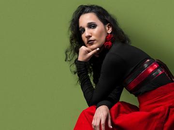 Puerto Rican singer-songwriter iLe