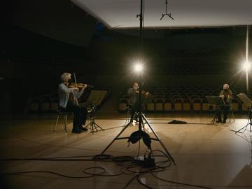Kronos Quartet at Stanford