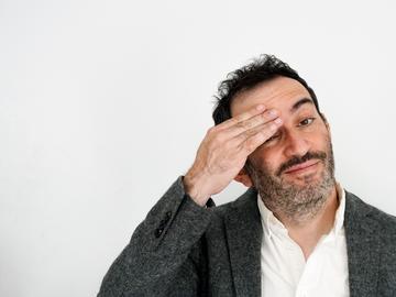 Las Palabras, aka Rafael Cohen