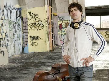 Mason Bates, composer and DJ