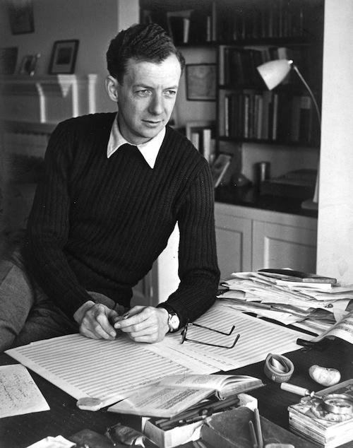 Top Five Ways To Commemorate The Britten Centenary Top 5 105 Wqxr