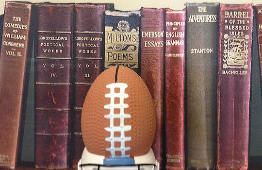 literary football