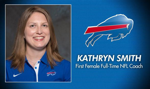 The NFL Is Getting Its First Full-Time Female Coach   The Takeaway   WNYC