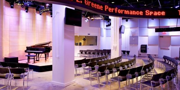 The Greene Space