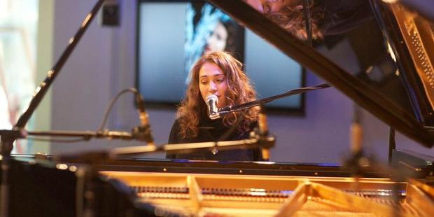 Regina Spektor in The Greene Space
