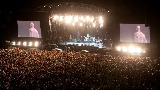 Melbourne Sound Relief Concert, that was held for victims of the Bushfire Desaster in Victoria, Australia