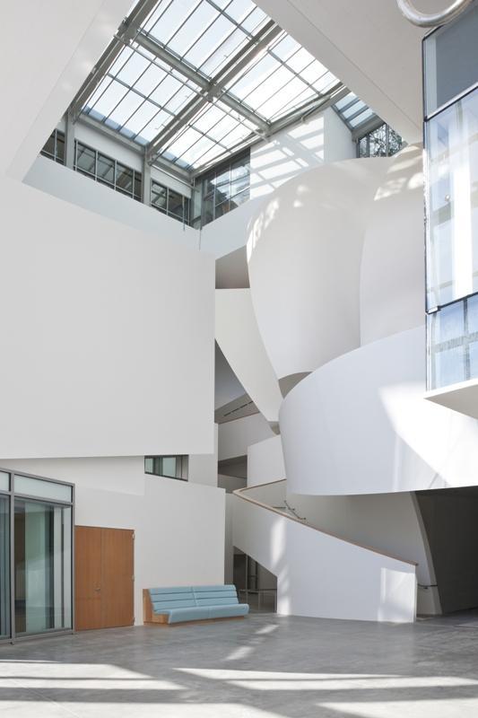 New World Center – Interior