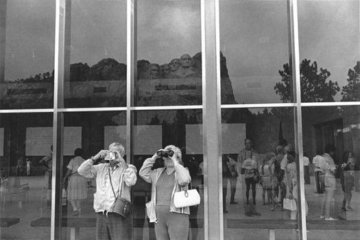 Lee Friedlander, Mt. Rushmore