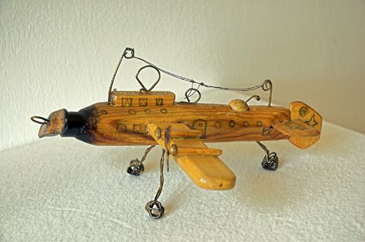 Plane created by patient