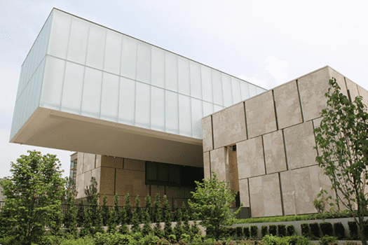 Barnes Foundation, Benjamin Franklin Parkway, Philadelphia, Pennsylvania