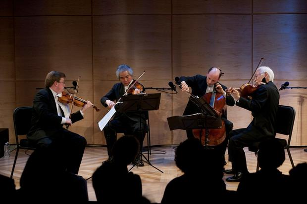 Tokyo String Quartet in The Greene Space