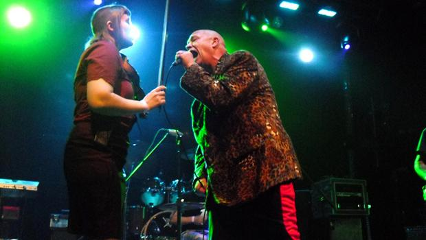 Bad Manners open for The English Beat at Webster Hall on August 21.