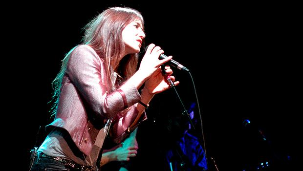 Charlotte Gainsbourg plays The Bell House