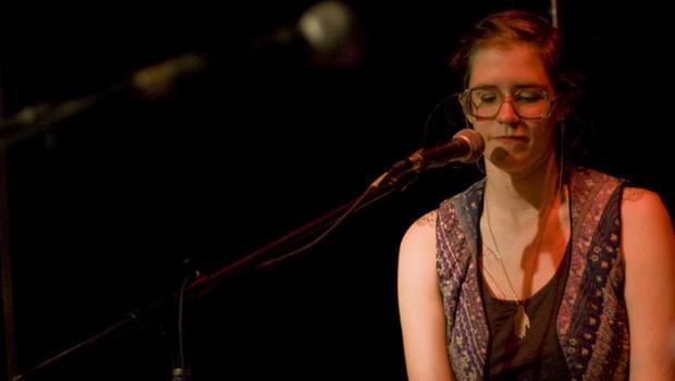 Dark Dark Dark performed at Le Poisson Rouge in Greenwich Village on April 2.